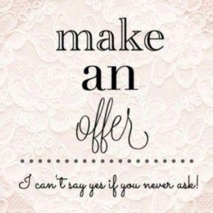 offer sign